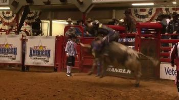 The American Rodeo TV Spot, 'Richest Payout In History' - Thumbnail 1