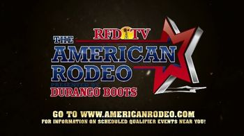 The American Rodeo TV Spot, 'Richest Payout In History' - Thumbnail 9