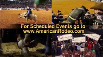 The American Rodeo TV Spot, 'Richest Payout In History' - Thumbnail 7