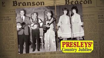Presleys' Country Jubilee TV Spot, 'A Family Tradition'