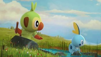 Pokemon TGC: Sword & Shield TV Spot, 'Disney Channel: Awesome-ty'