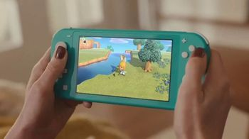 Nintendo TV Spot, 'Switch My Way: Animal Crossing' - Thumbnail 4