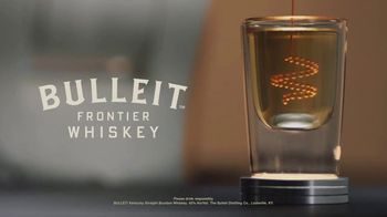 Bulleit Bourbon TV Spot, 'Frontier Works: 3D Printed'