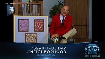 DIRECTV Cinema TV Spot, 'A Beautiful Day in the Neighborhood' - 9 commercial airings