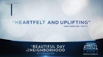 DIRECTV Cinema TV Spot, 'A Beautiful Day in the Neighborhood' - Thumbnail 6