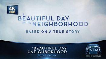 DIRECTV Cinema TV Spot, 'A Beautiful Day in the Neighborhood' - Thumbnail 8