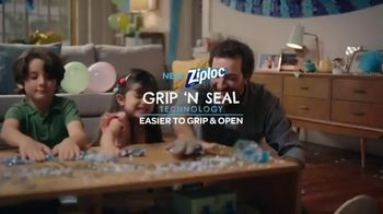 Ziploc Grip 'n Seal TV Spot, 'Slime Party' - Thumbnail 7