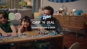 Ziploc Grip 'n Seal TV Spot, 'Slime Party' - Thumbnail 8