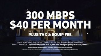 AT&T Internet Fiber TV Spot, 'Smooth Jazz Playlist: $40 per Month' - Thumbnail 9