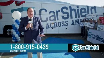 CarShield TV Spot, \'Drive Across America\' Featuring Chris Berman