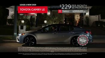 2020 Toyota Camry TV Spot, 'In the Neighborhood' [T1] - Thumbnail 10