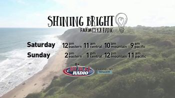 RURAL RADIO TV Spot, 'FarmHer: Shining Bright' - Thumbnail 5