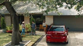 2020 Toyota Camry TV Spot, 'Espacioso' [Spanish] [T2] - Thumbnail 1