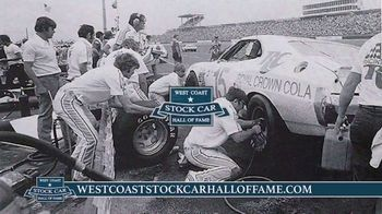 West Coat Stock Car Hall of Fame TV Spot, 'Conceived in 2001' - Thumbnail 9