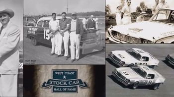 West Coat Stock Car Hall of Fame TV Spot, 'Conceived in 2001' - Thumbnail 4