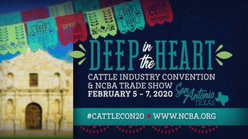 National Cattlemen's Beef Association Convention & Trade Show TV Spot, '2020: Make Plans Now' - Thumbnail 8