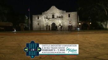 National Cattlemen's Beef Association Convention & Trade Show TV Spot, '2020: Make Plans Now' - Thumbnail 1