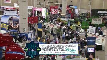 National Cattlemen's Beef Association Convention & Trade Show TV Spot, '2020: Make Plans Now' - Thumbnail 2