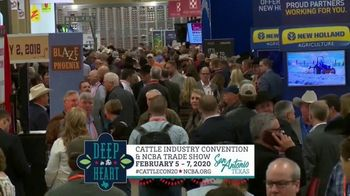 National Cattlemen's Beef Association Convention & Trade Show TV Spot, '2020: Make Plans Now' - Thumbnail 3
