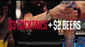 TGI Friday's All-Day Happy Hour TV Spot, 'Never Miss Another' Song by Keala Settle - Thumbnail 5