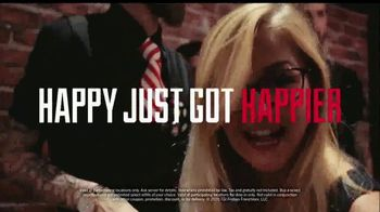 TGI Friday's All-Day Happy Hour TV Spot, 'Never Miss Another' Song by Keala Settle - Thumbnail 6