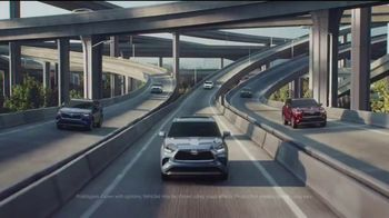 2020 Toyota Highlander TV Spot, 'Heroes' Featuring Cobie Smulders [T2] - Thumbnail 1
