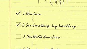 So You Wanna Be President? TV Spot, 'What It Takes: Episode 3' - Thumbnail 3