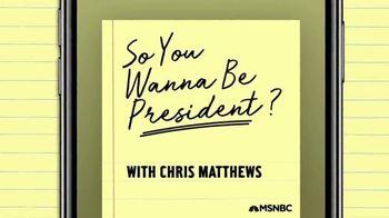 So You Wanna Be President? TV Spot, 'What It Takes: Episode 3' - Thumbnail 5