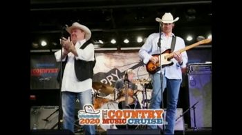 Country Music Cruise 2020 TV Spot, 'More Than 50 Live Performances' - 32 commercial airings