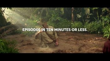Quibi TV Spot, 'Quicksand' - Thumbnail 9