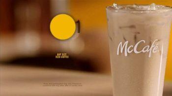 McDonald's McCafe Iced Coffee TV Spot, 'Scratch That: $1.49' - Thumbnail 7