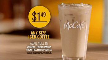 McDonald's McCafe Iced Coffee TV Spot, 'Scratch That: $1.49' - Thumbnail 8