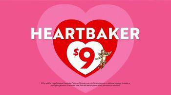 Papa Murphy's Heartbaker Pizza TV Spot, 'Valentine's Day: $9' - Thumbnail 4