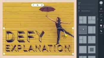 Adobe TV Spot, 'Creativity for All' Song by Gene Wilder - Thumbnail 4