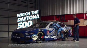 Busch Beer TV Spot, 'Double Dose' Featuring Kevin Harvick - Thumbnail 9