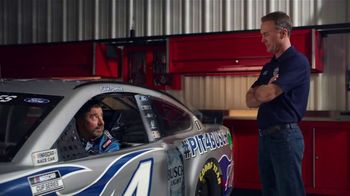 Busch Beer TV Spot, 'Double Dose' Featuring Kevin Harvick