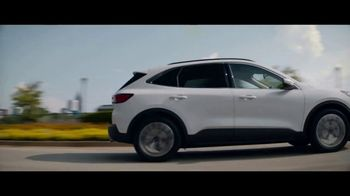 2020 Ford Escape TV Spot, 'Born to Roll: Carpool Queen' Featuring Nicole Ari Parker [T2] - Thumbnail 4