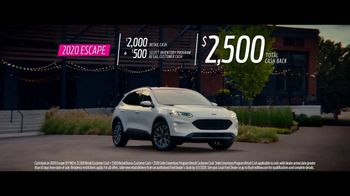 2020 Ford Escape TV Spot, 'Born to Roll: Carpool Queen' Featuring Nicole Ari Parker [T2] - Thumbnail 5