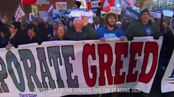 Bernie 2020 TV Spot, 'Campaign Contributions' - Thumbnail 10
