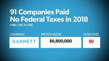 Bernie 2020 TV Spot, 'Campaign Contributions' - Thumbnail 5