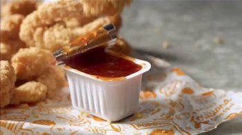 Popeyes $6 Buttermilk Biscuit Shrimp TV Spot, 'Km9000' - Thumbnail 4
