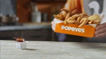 Popeyes $6 Buttermilk Biscuit Shrimp TV Spot, 'Km9000' - Thumbnail 6