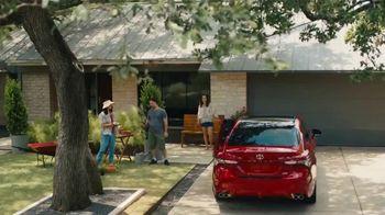 2020 Toyota Camry TV Spot, 'Roomy' [T2] - Thumbnail 1