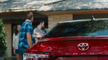 2020 Toyota Camry TV Spot, 'Roomy' [T2] - Thumbnail 3