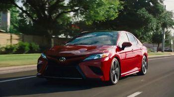 2020 Toyota Camry TV Spot, 'Roomy' [T2] - Thumbnail 7