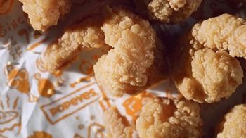 Popeyes $6 Buttermilk Biscuit Shrimp TV Spot, 'Daymdrops' - Thumbnail 3