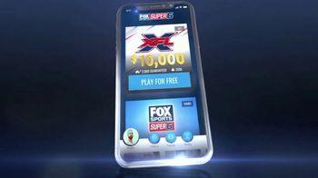 FOX Sports App TV Spot, 'XFL Super 6'