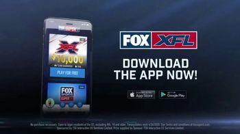 FOX Sports App TV Spot, 'XFL Super 6' - Thumbnail 4