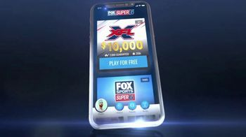 FOX Sports App TV Spot, 'XFL Super 6'