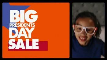 Big Lots Presidents Day Sale TV Spot, 'Red, White & New: Sealy Box Spring' - Thumbnail 2